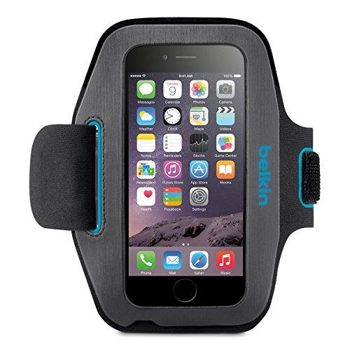 Belkin Sport-Fit Armband for iPhone 6 / 6S (Gravel / Topaz)