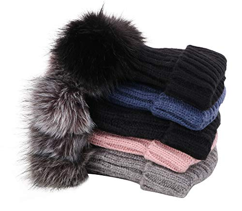 Pom Pom Ears | Artic Paw | Kawaii Beanie 7