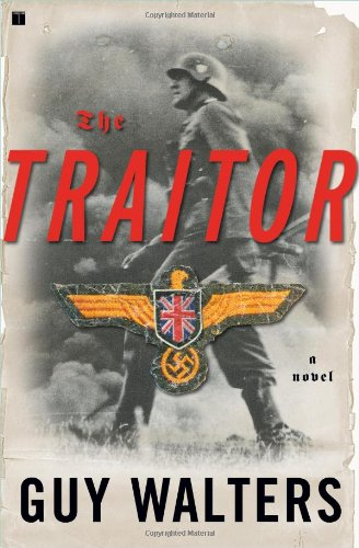 Book cover for The Traitor