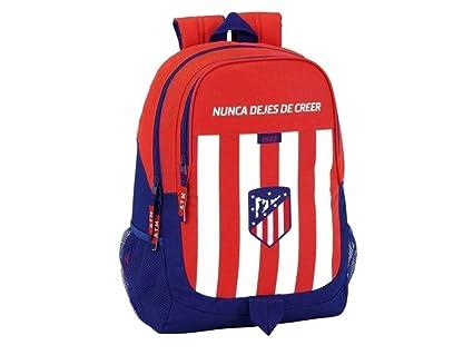e08101b778b20 Safta Mochila Escolar Atlético De Madrid Oficial 320x160x440mm ...
