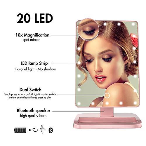 Buy lighting to do makeup