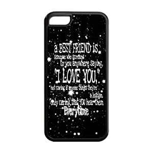 TPU Case Cover for iphone 6 Strong Protect Case Best Friends Quotes with Aztec Tribal Style Case Perfect as Christmas gift(1)