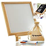 Just4You Felt Letter Board and a WhiteBoard 10x10