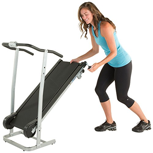 ProGear 190 Manual Treadmill with 2 Level Incline and Twin Flywheels by ProGear (Image #10)