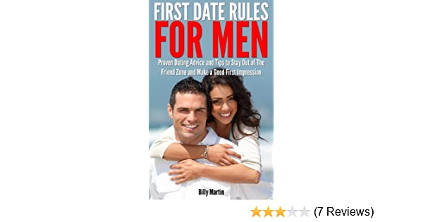 after the first date rules for men