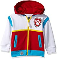 Nickelodeon Toddler Boys' Paw Patrol Ryder Costume Hoodie,  Multicolor
