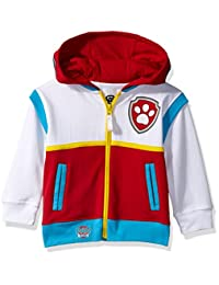 Nickelodeon Toddler Boys' Paw Patrol Ryder Costume Hoodie