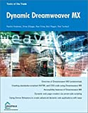 img - for Dynamic Dreamweaver MX (Glasshaus) by Rachel Andrew (2003-10-16) book / textbook / text book