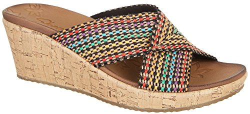 Multi Wedge Sandal - 5