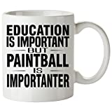PAINTBALL Mug 11 Oz - Good for Gifts - Unique Coffee Cup