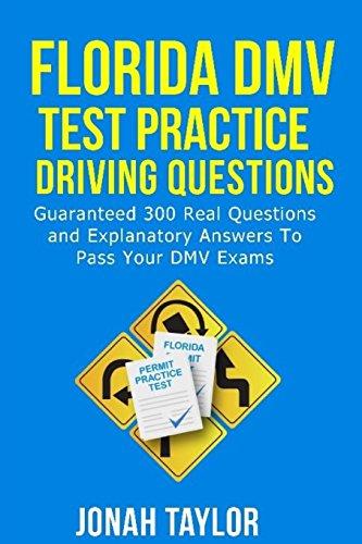 Florida Dmv Test Practice Driving