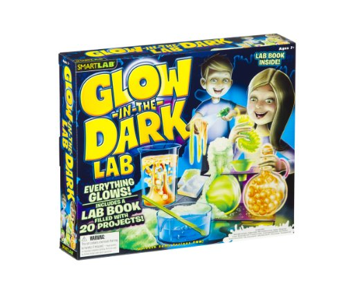 SmartLab Toys SL10817 Glow In The Dark Lab product image