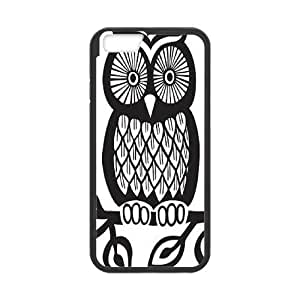 Customized Dual-Protective Case for iphone 5c, Owl Cover Case - HL-712501