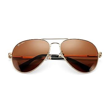 YYXXZZ Gafas de sol Gafas de Sol de piloto Mujeres Hombres ...