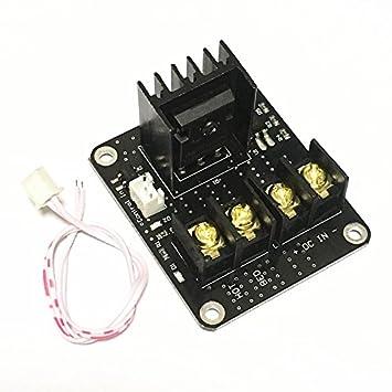 Zkee Shop 3D Printer Heated Bed Power Module MOSFET Upgrade ...