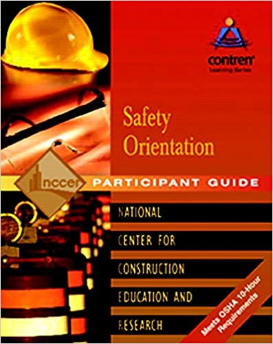 Safety Orientation Pocket Guide, Paperback (2nd Edition): NCCER ...