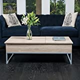 Product review for Cerise Sandy Brown Wood Lift Top Storage Coffee Table