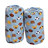 George Jimmy 2 Pairs Cartoon Anti-dirty Waterproof Sleeves Covers For Children #8