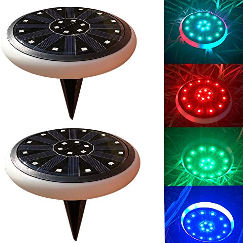 10 Colour Changing Led Lights Decking in US - 4