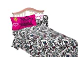 monsters inc bedding set twin - Mattel Sheet Set, Twin, Monster High Ghouls Rule
