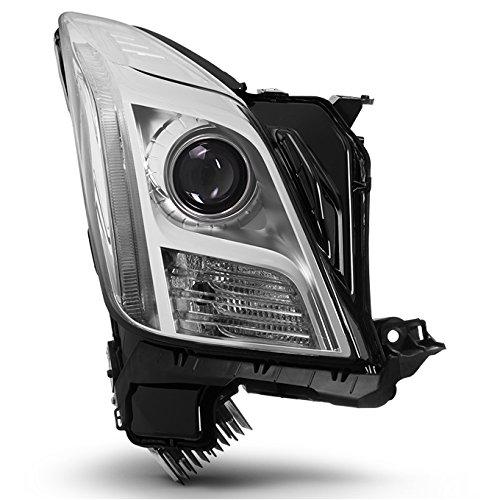 cadillac xts headlight - 7