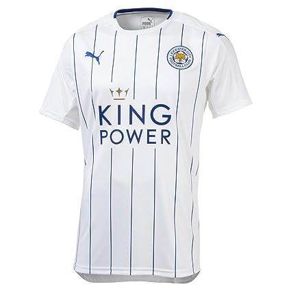 c65216a0951d8 Puma Leicester City Camiseta 3rd 2016 2017 Hombre  Amazon.es ...