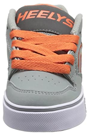 timeless design 57862 da41b Heelys Shoes - Heelys Motion Shoes - Grey/Orange: Amazon.de ...
