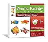 Hydor Prodibio Cure Aquarium Medication Worms and Parasites for Freshwater 6 vial Hydor Usa Hydor Usa