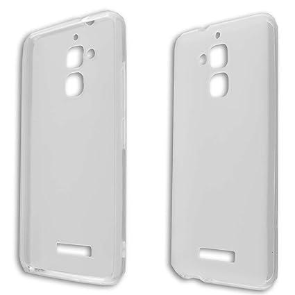 Funda ASUS Zenfone 3 MAX (ZC553KL) TPU-Carcasa, Protección ...