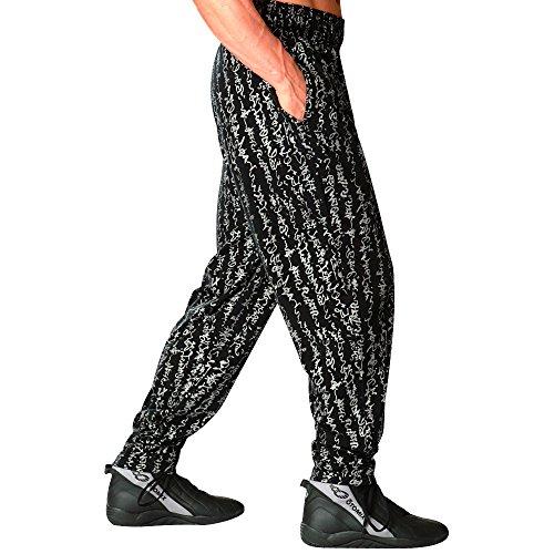 Workout Baggy Pants - Otomix Men's Chinatown Baggy Workout Pants XL Black