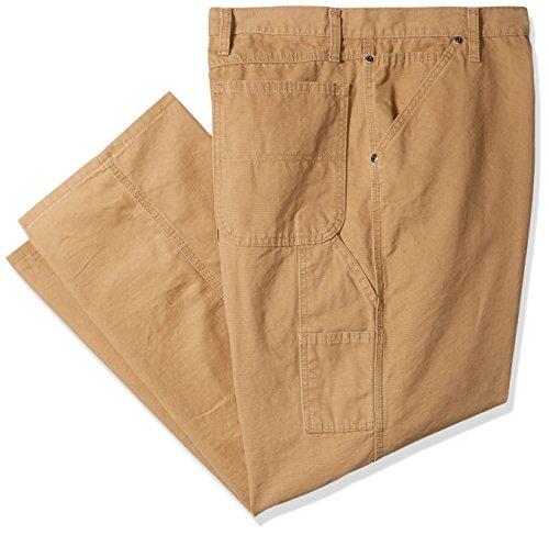 Wrangler Men's Big and Tall Authentics Classic Carpenter Jean, Acorn, 48x30 (Wrangler Carpenter Jeans Men)