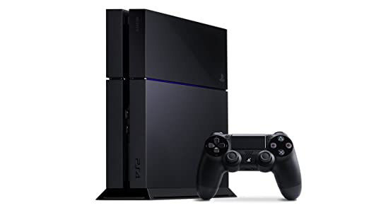 Amazon Com Playstation 4 500gb Console Old Model Discontinued Video Games