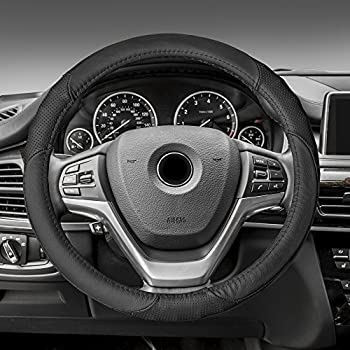Amazon Com Redlinegoods Leather Alcantara Steering Wheel
