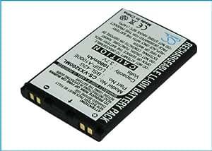 Battery for LG UX-245, 3.7V, 1000mAh, Li-ion