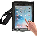 e-Holster Large Tablet Carrying Case with Touch Capacitive Screen Protector (Large)