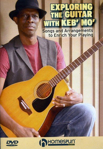 Exploring The Guitar With Keb' Mo'-Songs and Arrangements to Enrich Your Playing ()