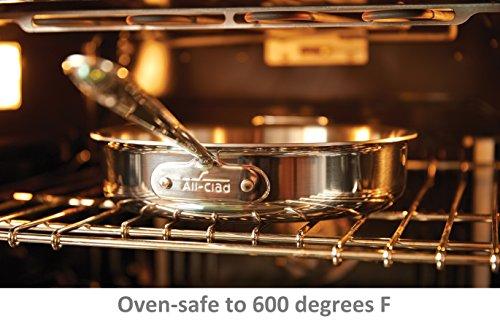 Tri-Ply Bonded Dishwasher Sauce Pan /