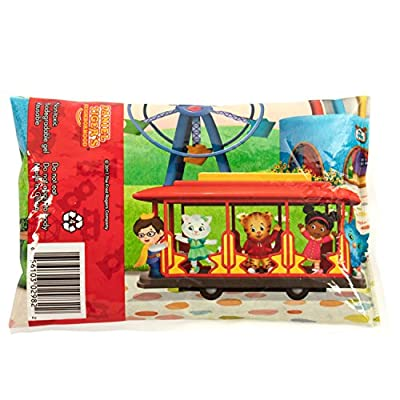 Daniel Tiger's Neighborhood - Reusable Ice Pack for Lunch Boxes (3 Pack) - Non Toxic - (6