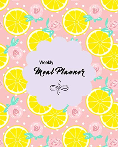 Weekly Meal Planner: With Master Grocery List, Meal Ideas, Weekly Menus, Shopping Lists and Recipes by Homedulgence