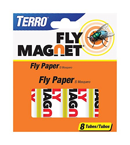 Terro Fly Ribbon 8 Pack - Fly Traps
