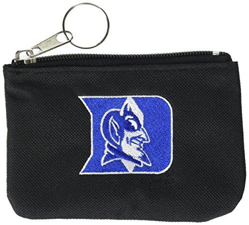NCAA Duke Blue Devils Keychain Coin Purse Divided