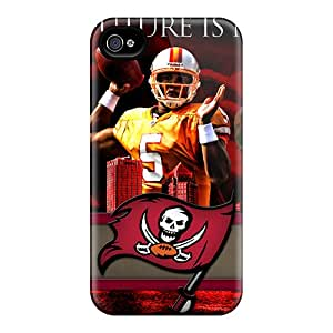 Iphone 4/4s Case Cover Tampa Bay Buccaneers Case - Eco-friendly Packaging