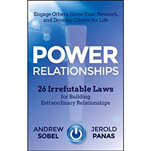 Power Relationships Audiobook