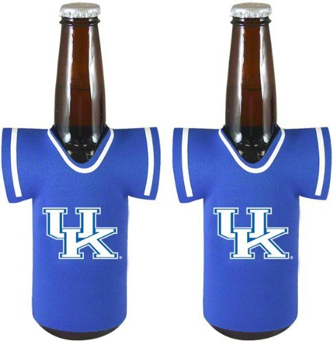 Kolder NCAA Kentucky Wildcats Bottle Jersey, One Size, Multicolor