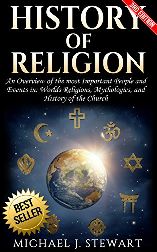 History of Religion: An Overview of the most Important People and Events