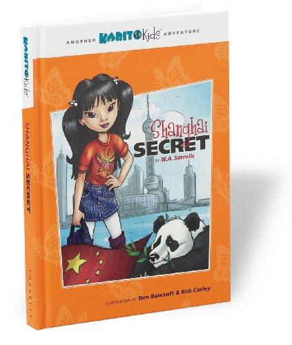- Karito Kids Shanghai Secret