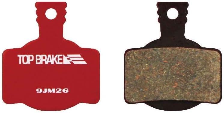 Top Brake Disc Brake Pads for MAGURA MT2//MT4//MT6//MT8//MT4E//MT Trail Rear Power Stop compond, Organic Resin Ceramic Compound