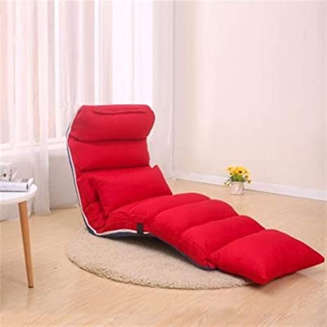 Amazon.com: AINIYF Folding Lazy Sofa Chair Stylish Sofa ...