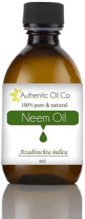 Aceite de neem orgánicos 100ml