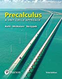 img - for Precalculus: A Unit Circle Approach (3rd Edition) book / textbook / text book